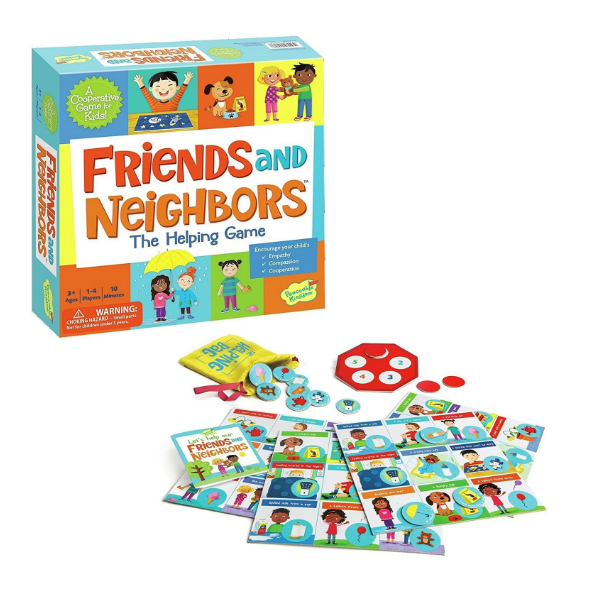Friends And Neighbors Board Game Keachea